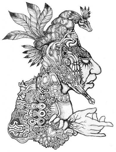 Klicken Sie auf die Grafik für eine größere Ansicht  Name:Kukulkan-Quetzalcoatl-Gukumatz.jpg Hits:25 Größe:72,9 KB ID:1609