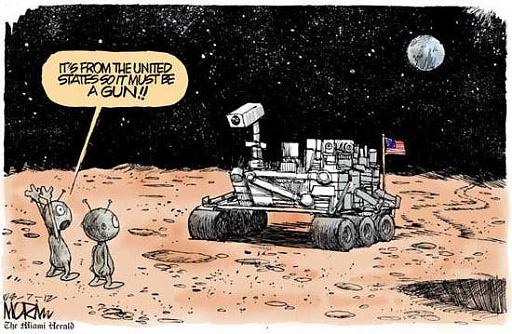 Klicken Sie auf die Grafik für eine größere Ansicht  Name:Martians-and-Curiosity.jpg Hits:58 Größe:54,2 KB ID:1082