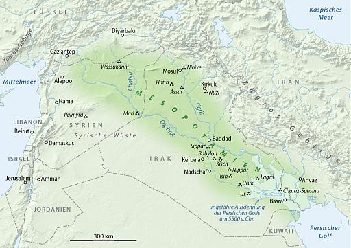 Klicken Sie auf die Grafik für eine größere Ansicht  Name:Karte_Mesopotamien.png Hits:35 Größe:957,5 KB ID:1354